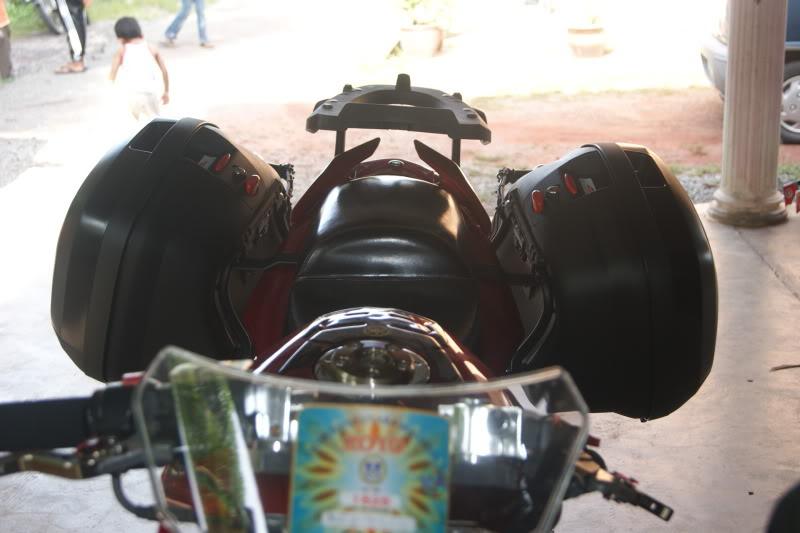 motorbike side boxes