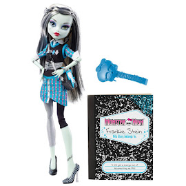 MH School's Out Frankie Stein Doll