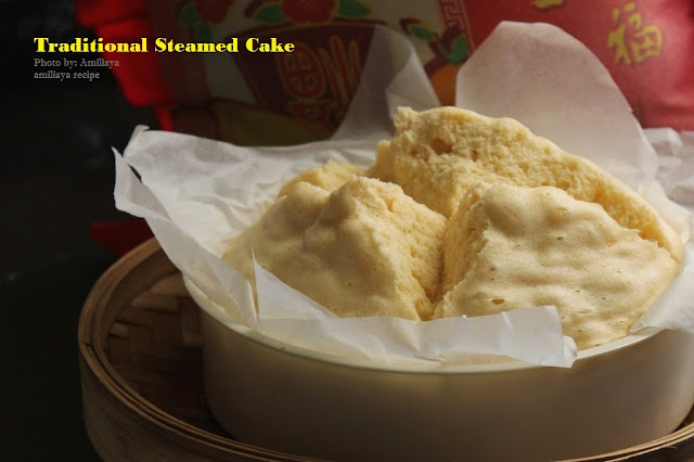Traditional Steamed Cake
