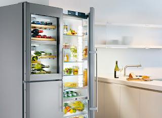 Хладилник с фризер Liebherr - уред с какъв размер да избера?