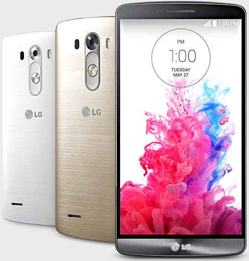 LG G3: For The Constantly Connected Mommy