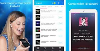 App Karaoke di canzoni italiane