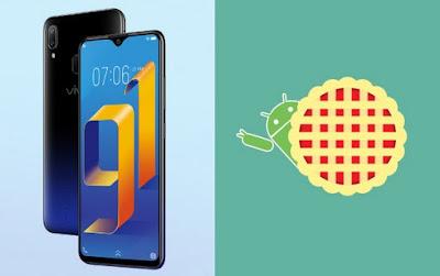 Cara Unduh dan Install Vivo Y91 ke Android 9 Pie dengan Mudah