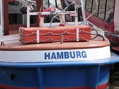 Barkasse Hamburg
