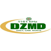 DZMD-AM Daet 1161 kHz