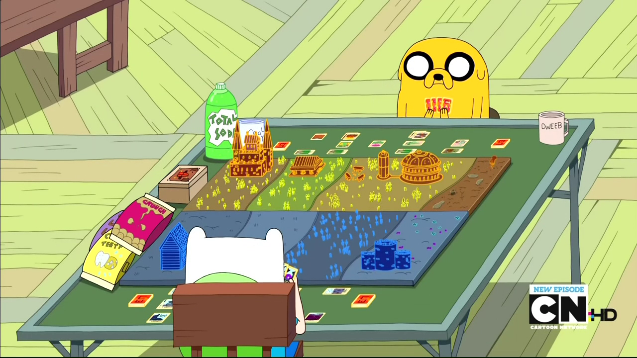 Adventure Time Card Wars Princess Bubblegum vs Lumpy Space Princess *FREE SHIP*