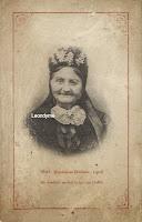 Maria-Theresia Vleminckx (moedertje Didden) 1805-1913, was oudste vrouw toen.