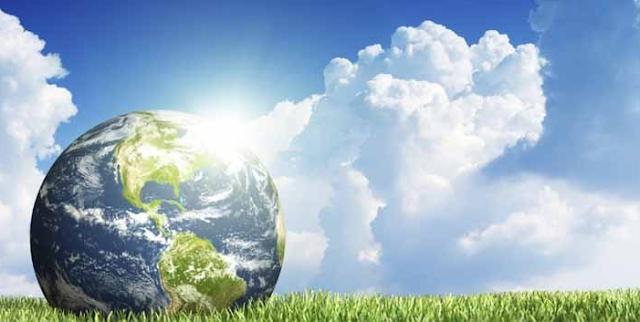 Hari Bumi Ikut Di Rayakan Oleh Google