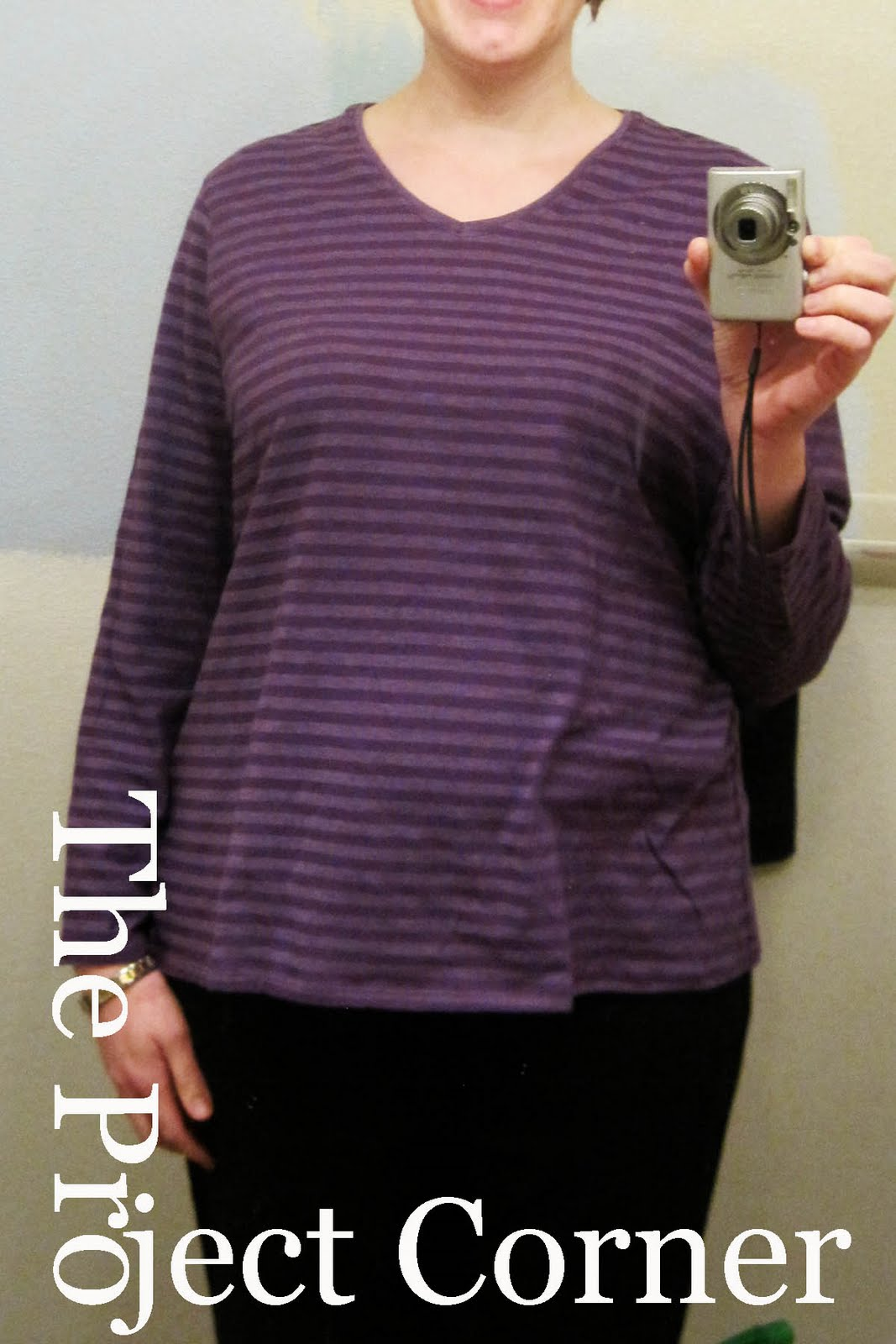 Diy Maternity Clothes The Project Corner Diy Ruched Maternity Shirt