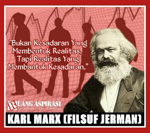 Kontekstualisasi Pemikiran Karl Marx Tokoh Filsuf Jerman