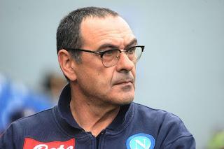 Maurizio Sarri Joins Chelsea