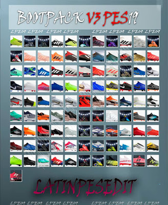 PES 2019 Bootpack v3 AIO by LPE09