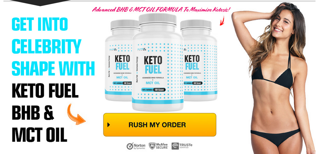 KetoFuel - Diet Supplement