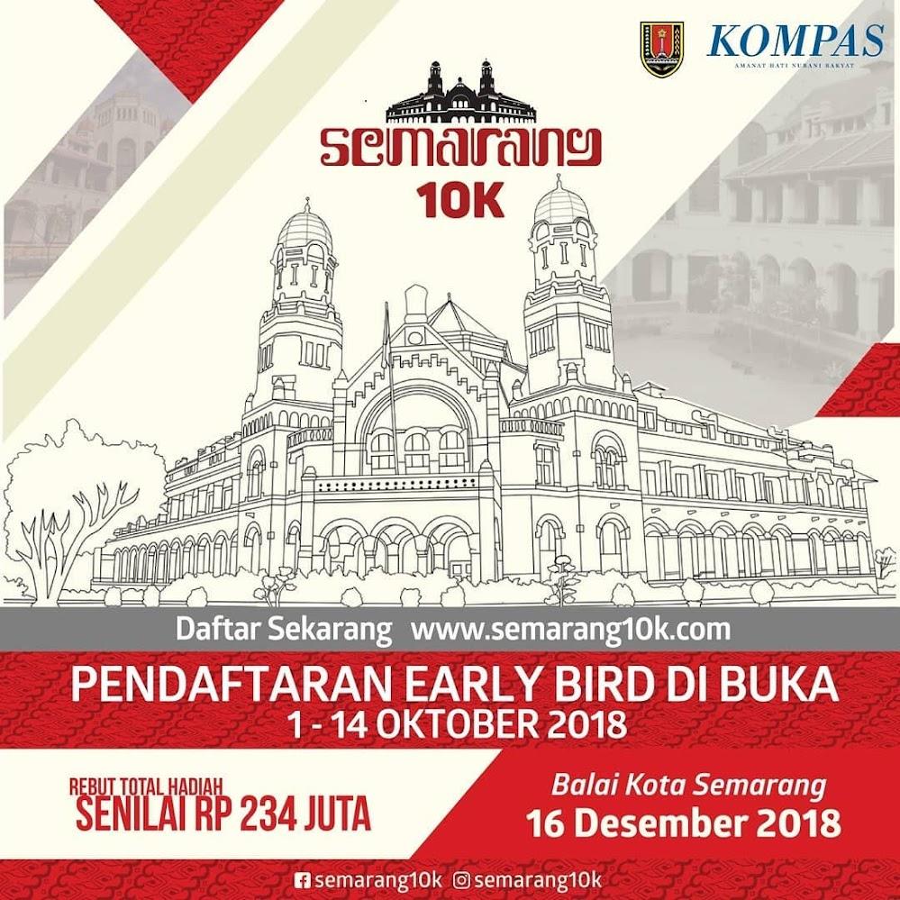 Semarang 10K • 2018