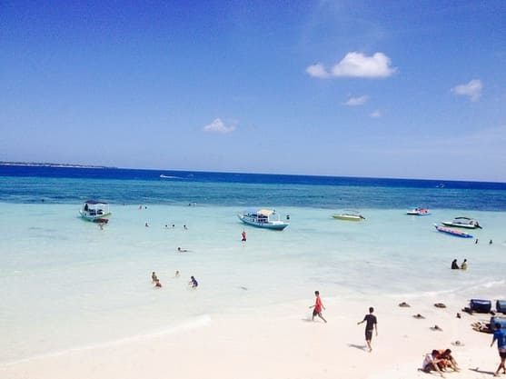 Tanjung Bira beach is located