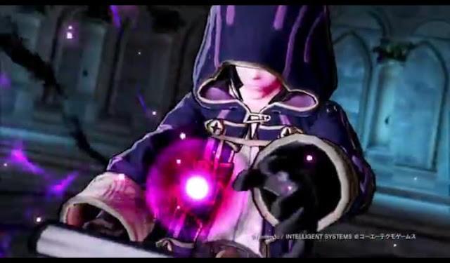 1st screenshot from Fire Emblem trailer