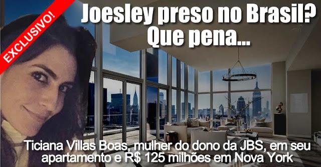 Resultado de imagem para JOESLEY PRESO