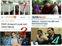 SBY Sudah Tahu Motif Grasi Antasari untuk Serang Dirinya