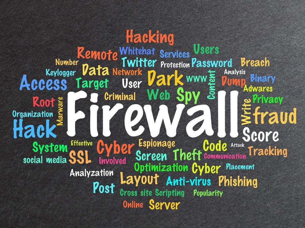 Cara mematikan firewall di windows