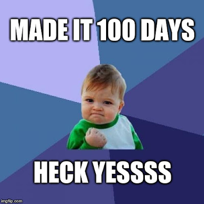 100th Day of School? Heck Yessss!