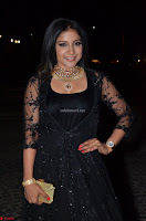 Sakshi Agarwal looks stunning in all black gown at 64th Jio Filmfare Awards South ~  Exclusive 115.JPG