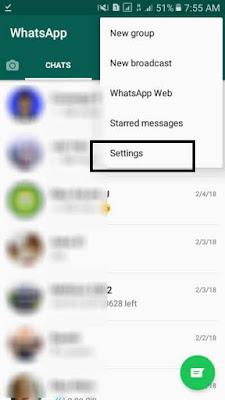 khusus bagi mereka yang takut kehilangan data chat WhatsApp Cara BackUp Chat WhatsApp (WA) ke Akun Google Drive Android