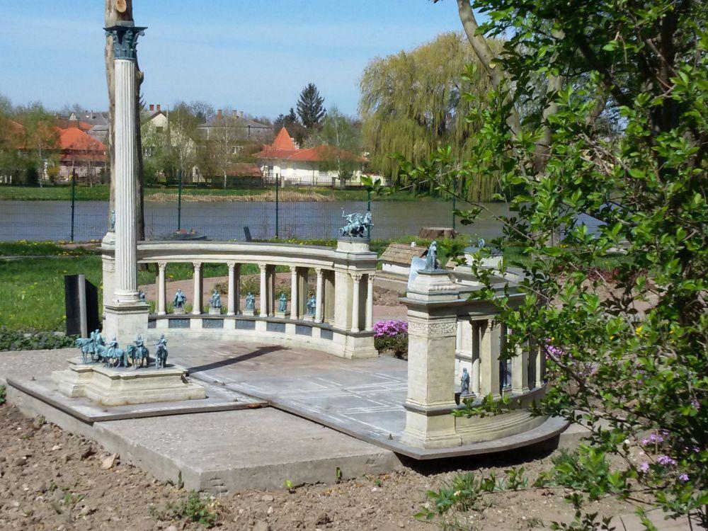 kisbér mini magyarország térkép one a Mini Magyarország Makettpark, Kisbér | The Geocaching blogger kisbér mini magyarország térkép