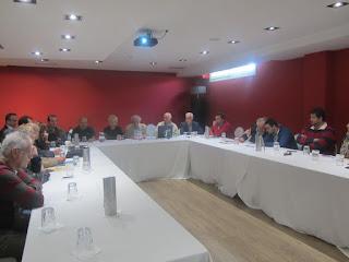 ΔΕΛΤΙΟ ΤΥΠΟΥ Π.Ε.ΠΙΕΡΙΑΣ: Συνάντηση εργασίας των Τμημάτων Αδειών Κυκλοφορίας της Γενικής Διεύθυνσης Μεταφορών & Επικοινωνιών της Περιφέρειας Κεντρικής Μακεδονίας στην Κατερίνη