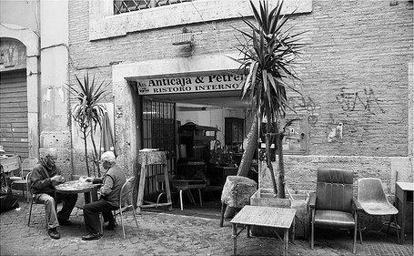 Aglio, Olio e Peperoncino: Breakfast at Antica Latteria