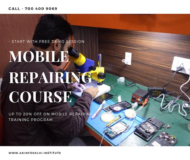 mobile repairing course in delhi