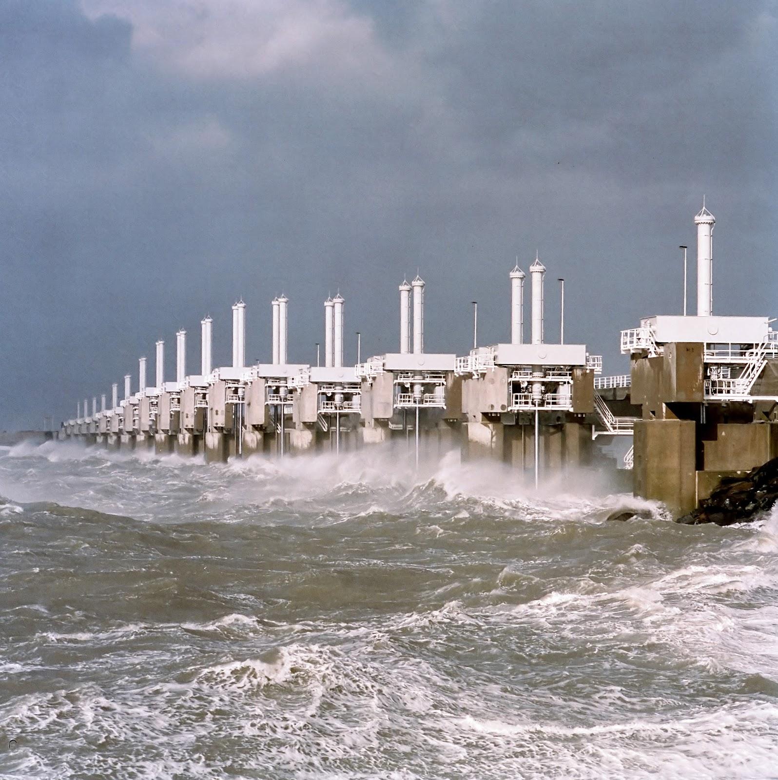 5-five-5: Delta Works. (Netherlands