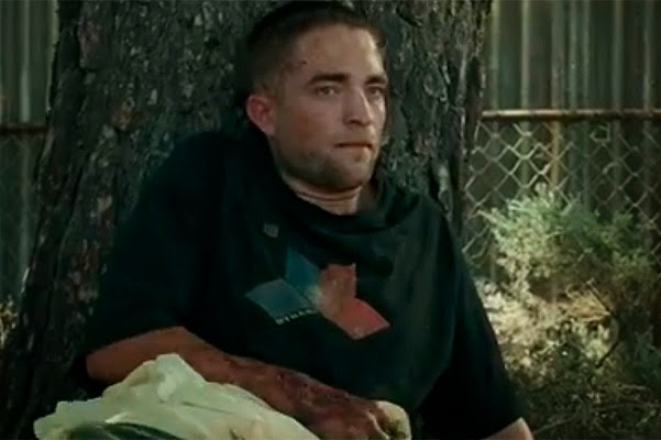 Robert Pattinson in the new film Rover