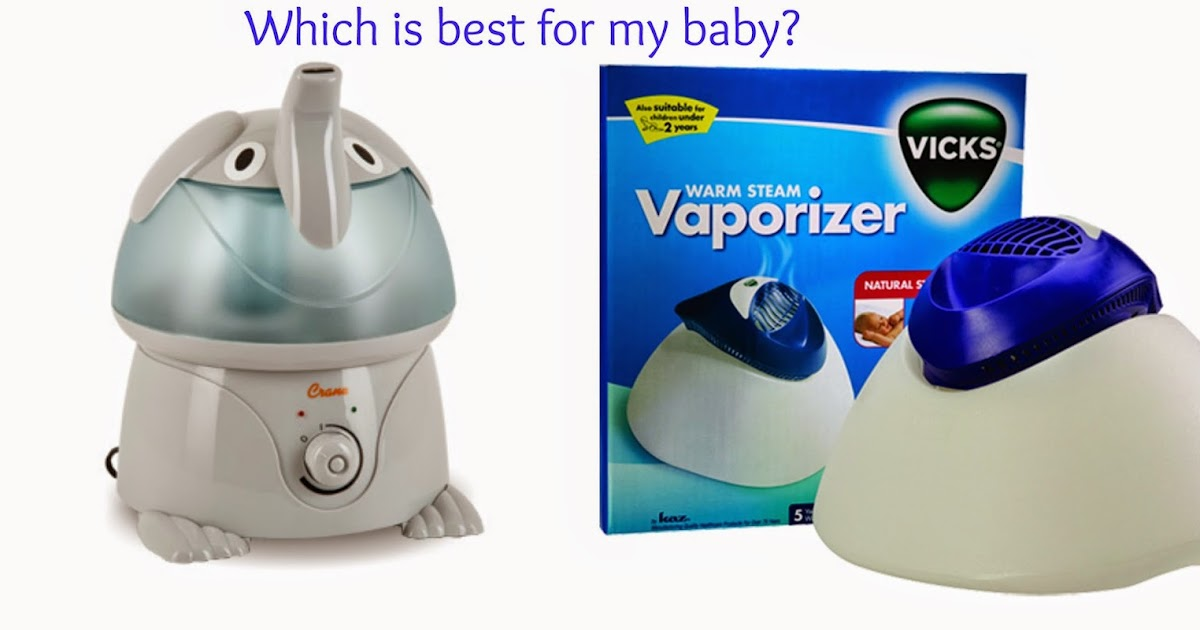 Dabblingmomma Baby Safety Month Humidifier Or Vaporizer