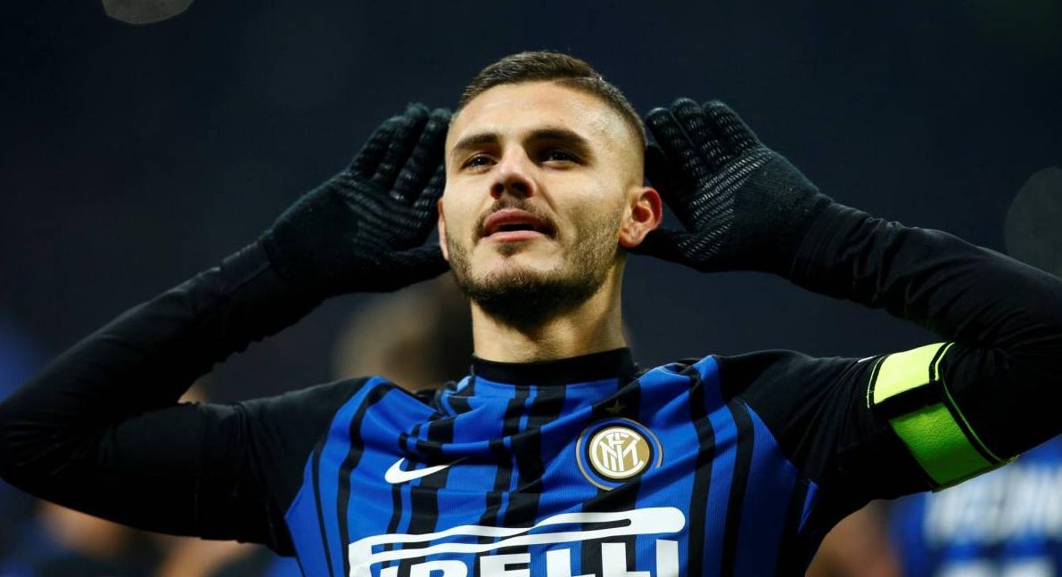 Posticipo Serie A: Inter batte Atalanta 2 a 0 con doppietta di Icardi