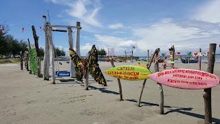 Pantai Sandal Jodoh - Bengkulu