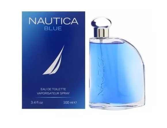 Perfume Nautica Blue Vaporisateur Spray 100ml Original