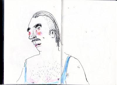sketchbook Diana Koehne