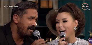 برنامج صالون أنوشكا حلقة يوم الأربعاء 10-1-2018 حسن و أمير
