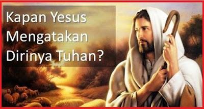 INILAH 11 PERTANYAAN MUSLIM YANG TIDAK MAMPU DIJAWAB KRISTEN