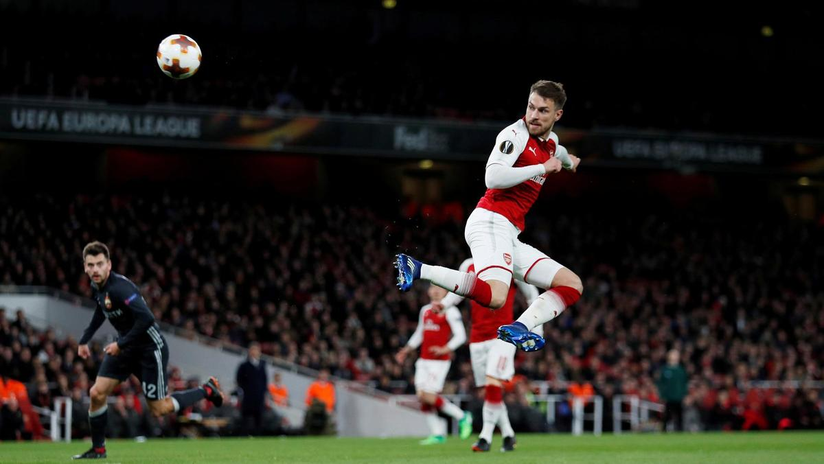 Ramsey On the Way Out