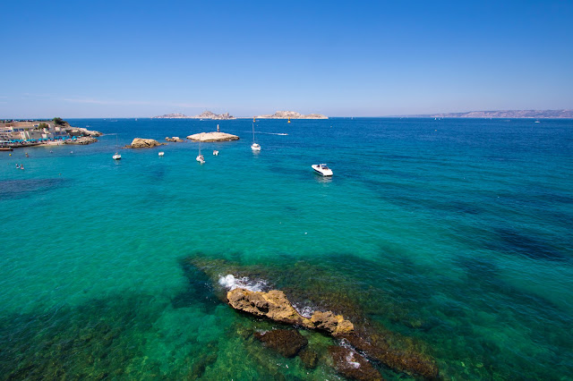 Spiaggia dei Catalani-Marsiglia