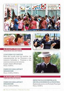 Feria de la Primavera y Fiesta del Vino Fino 2017 - Programa de Actos 03