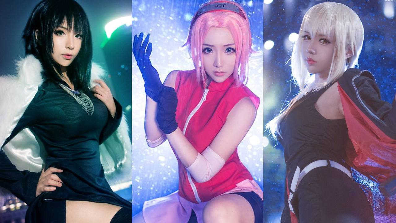 best female cosplayer