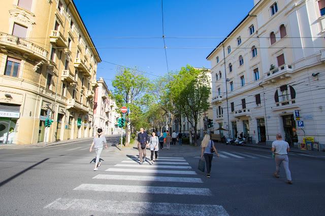 Viale della Vittoria-Ancona