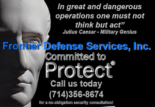 Frontier Defense Services, Inc.