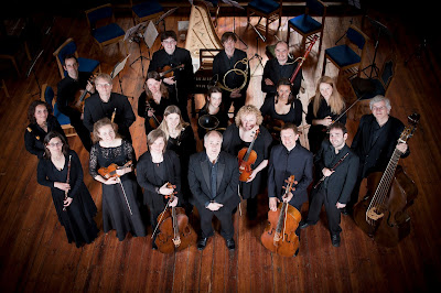 John Butt and the orchestra of the Dunedin Consort