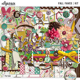 Fall Faves by akizo Designs