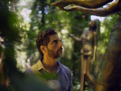 Imagem da primeira temporada de O JARDIM DE BRONZE - Divulgação/HBO