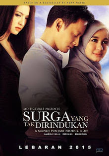 Download Film Surga Yang Tak Dirindukan (2014) DVDRip
