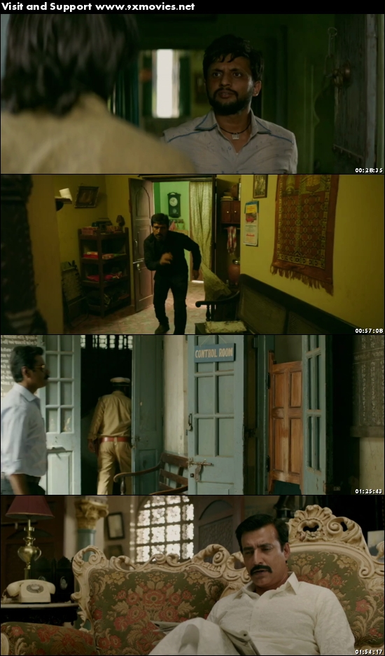 Raees 2017 Hindi 720p HDRip